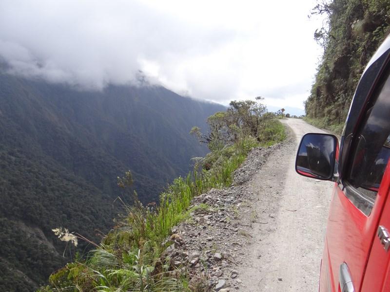 25. Death Road Bolivia