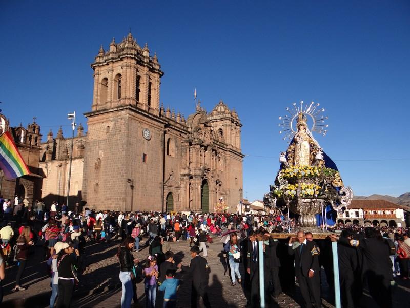 28. Corpus Christi Cuzco