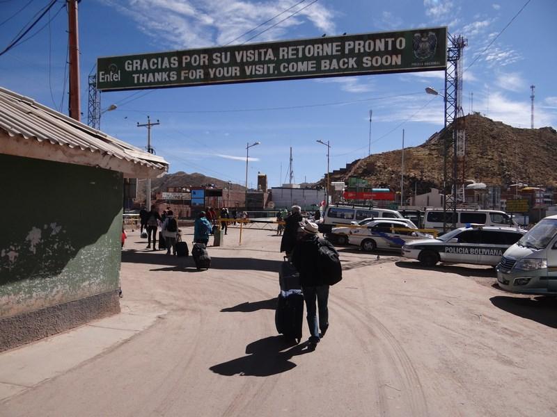 28. Granita Bolivia