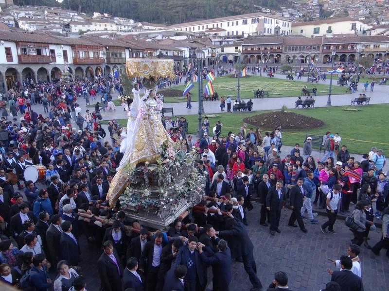 29. Parada Cuzco