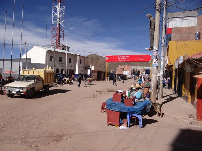 34. Desaguadero, Peru