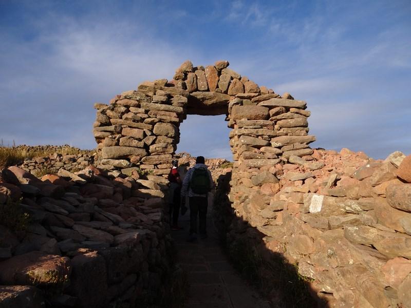 34. Poarta Inca