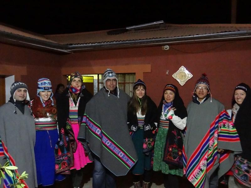 38. Haine quechua