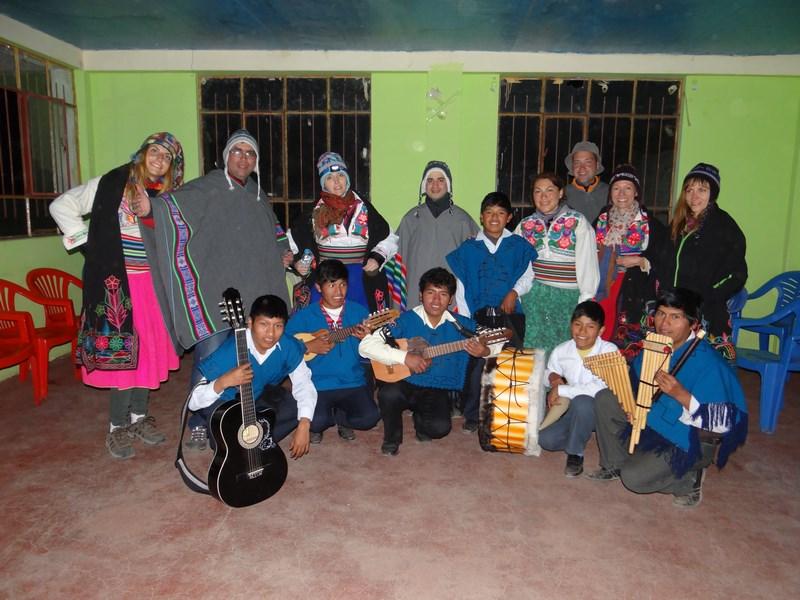 41. Orchestra Amantani