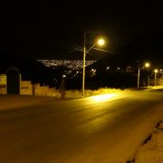 43. La Paz By Night
