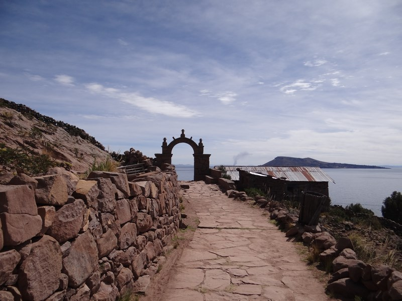 52. Taquile, Titicaca