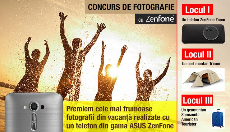 Concurs Asus Zenfone