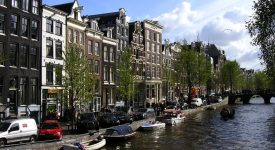 02. Canale In Amsterdam