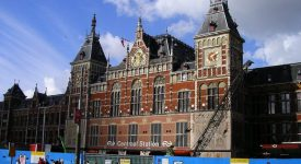 07. Gara Amsterdam