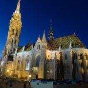08. Budapesta Catedrala Matei Corvin