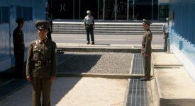22. Panmunjon Coreea