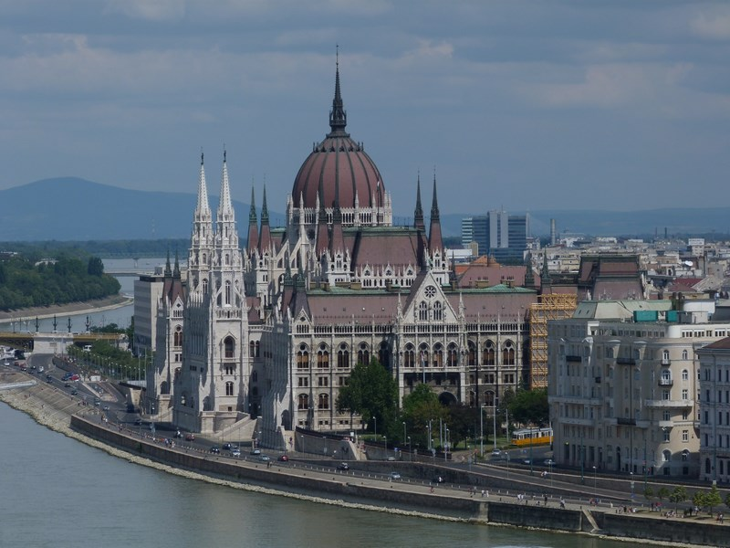 04. Parlament Budapesta