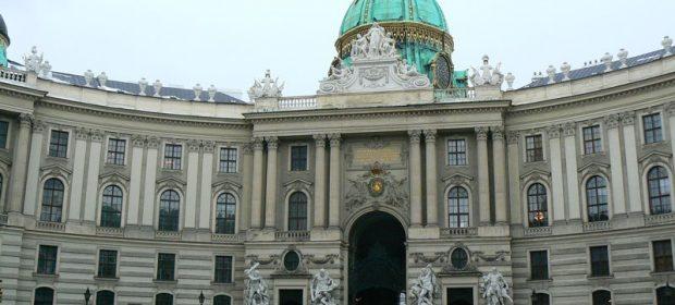 07. Palatul Hofburg Viena