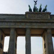 17. Poarta Brandenburg Berlin