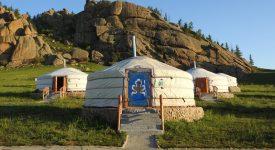 24. Ger Terelj Mongolia