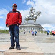 38. Genghis Han