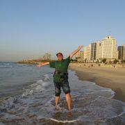 18. Baie Tel Aviv