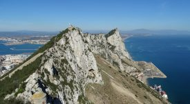 52. Gibraltar The Rock