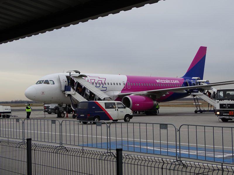 01. Wizz Air Budapest - Reykjavik