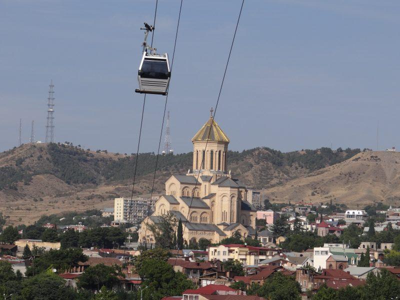 02. Teleferic Tbilisi