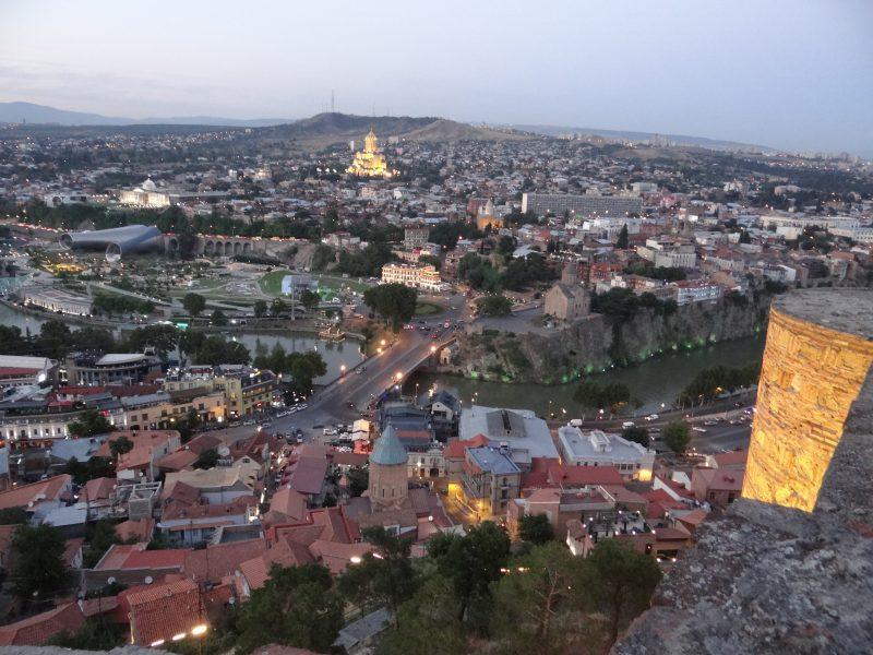 03. Tbilisi seara