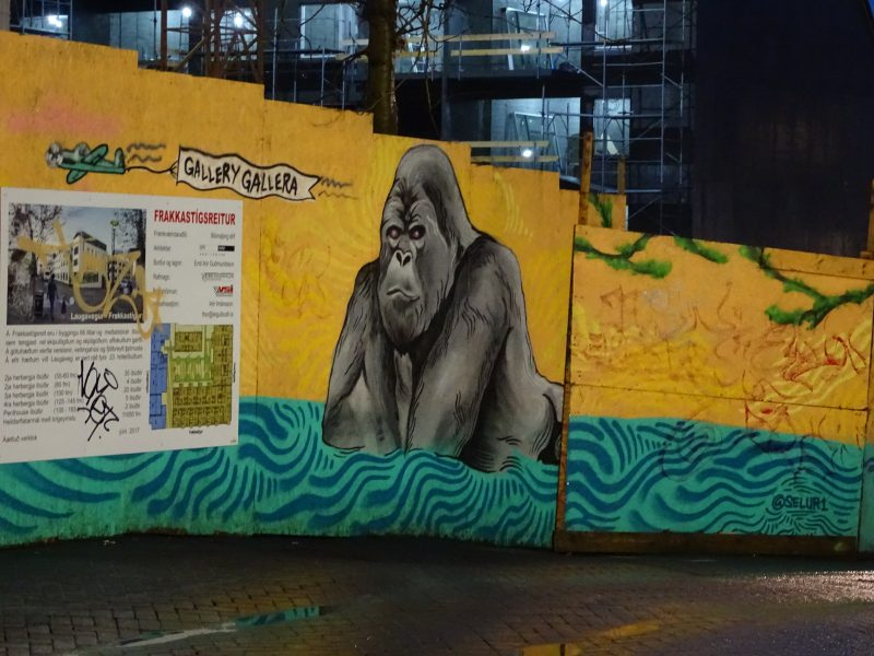 04. Street Art Reykjavik