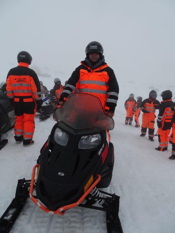 05. Snowmobile Islanda