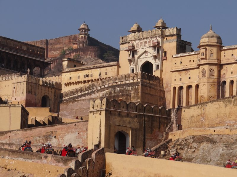 06. Amber Fort