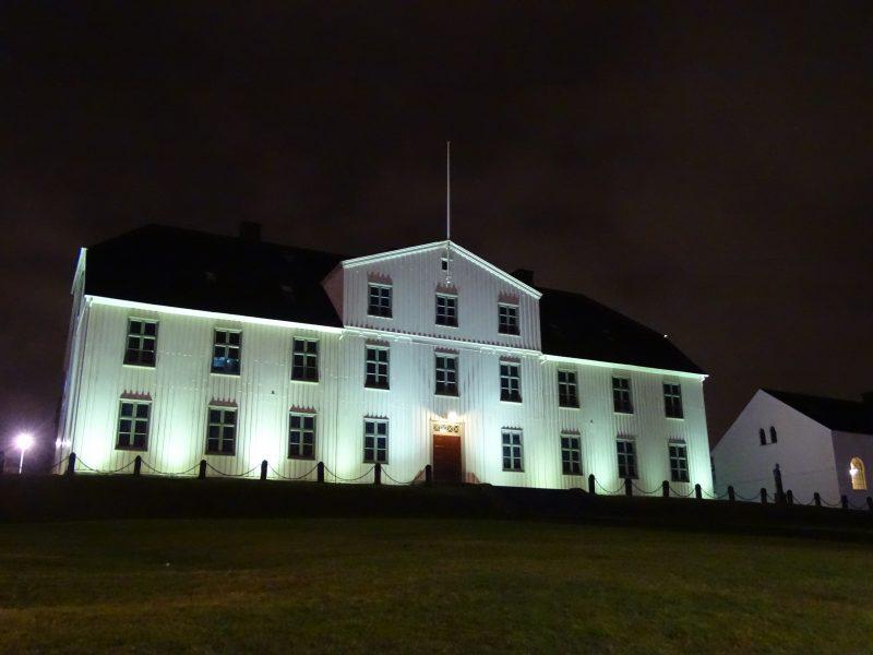 06. Cladire Reykjavik