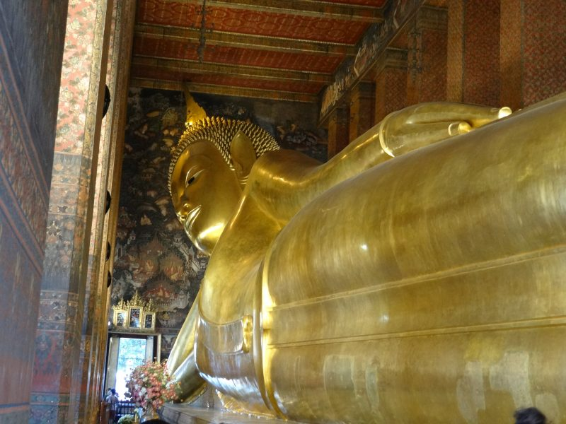 06. Reclining Budda - Bangkok
