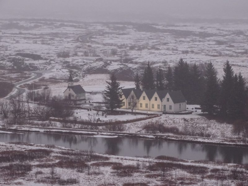 06. Resedinta primului ministru islandez