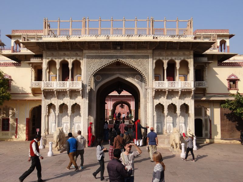 07. City Palace Jaipur