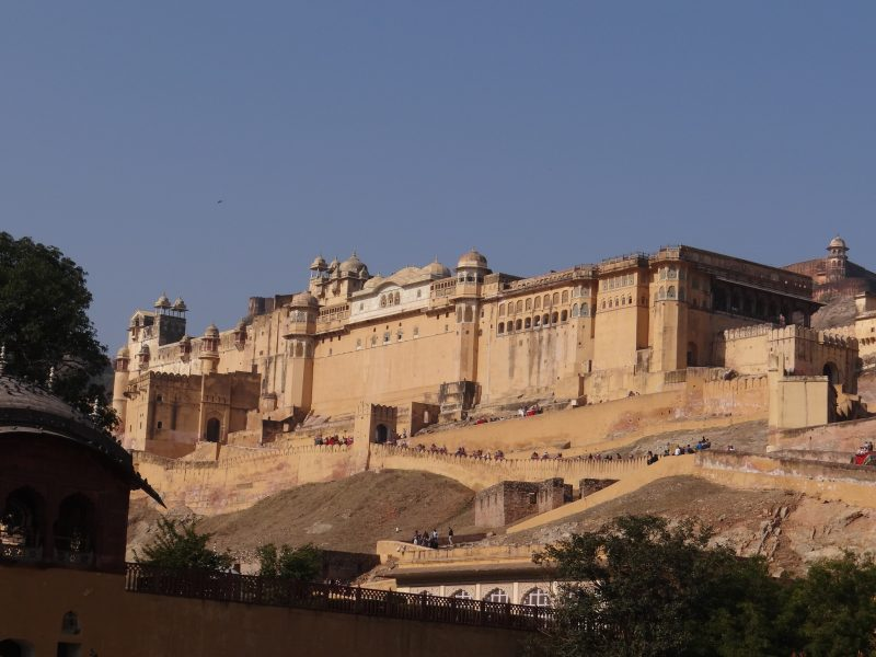 08. Amber Fort