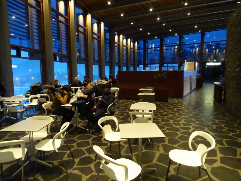 10. Cafe Blue Lagoon