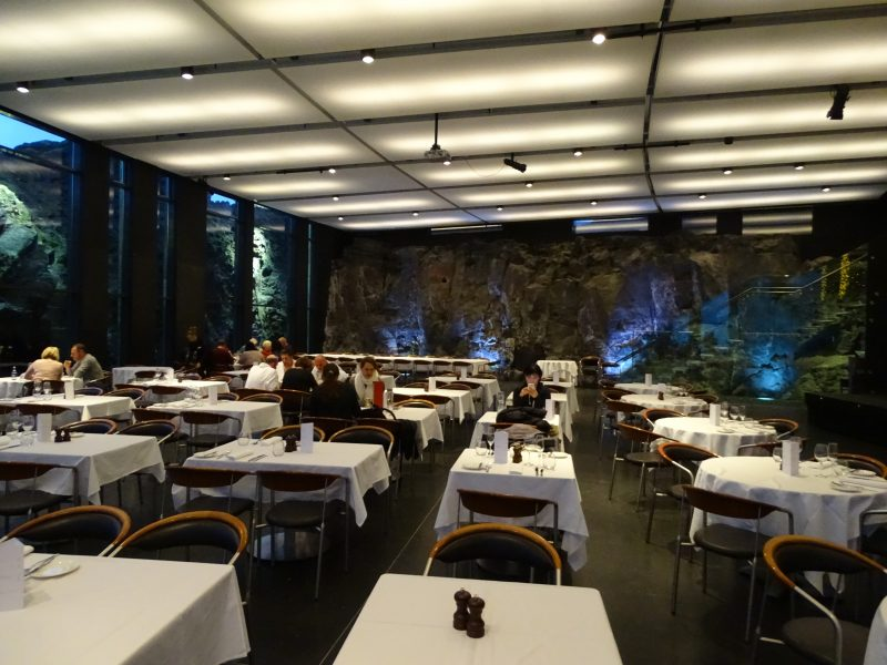 11. Restaurant Blue Lagoon