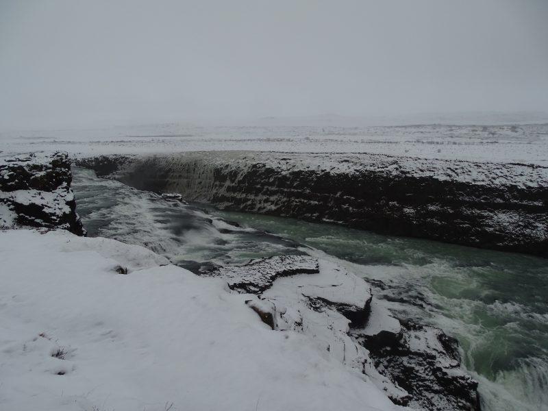 14. Gulfoss Waterfall