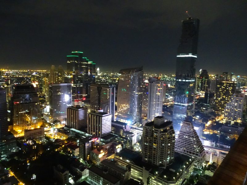 15. Bangkok by night