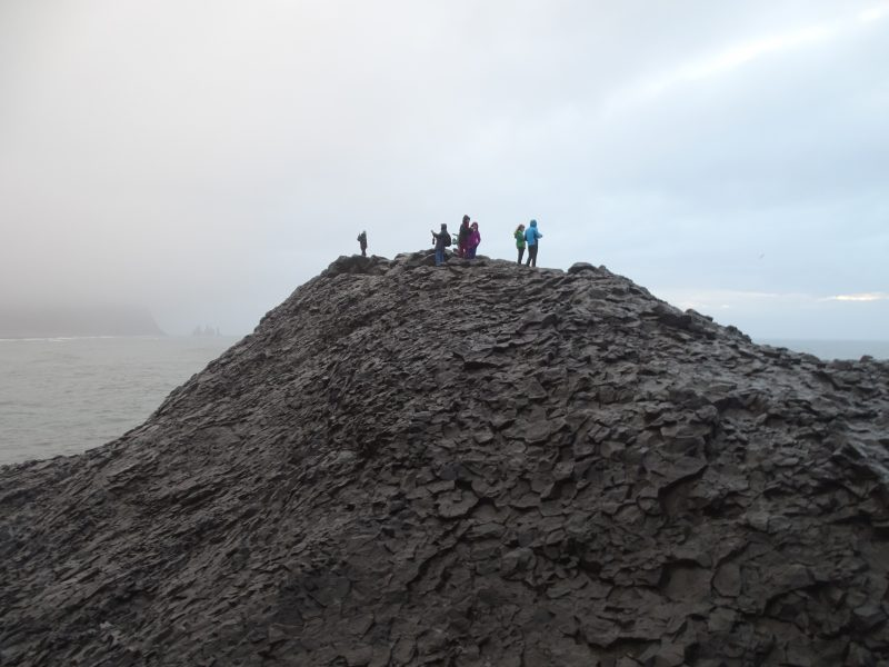 16. Excursionisti Islanda
