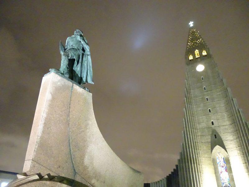 16. Leif Eriksson