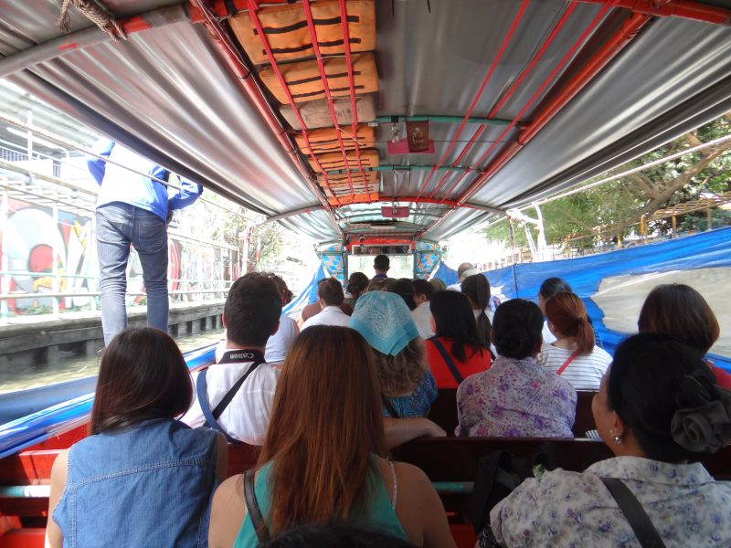 20. Transport in comun in Bangkok