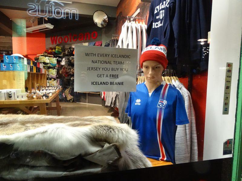 21. Tricou nationala Islanda