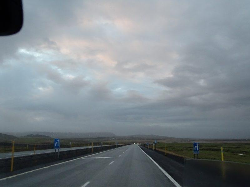 22. Drumul spre Reykjavik