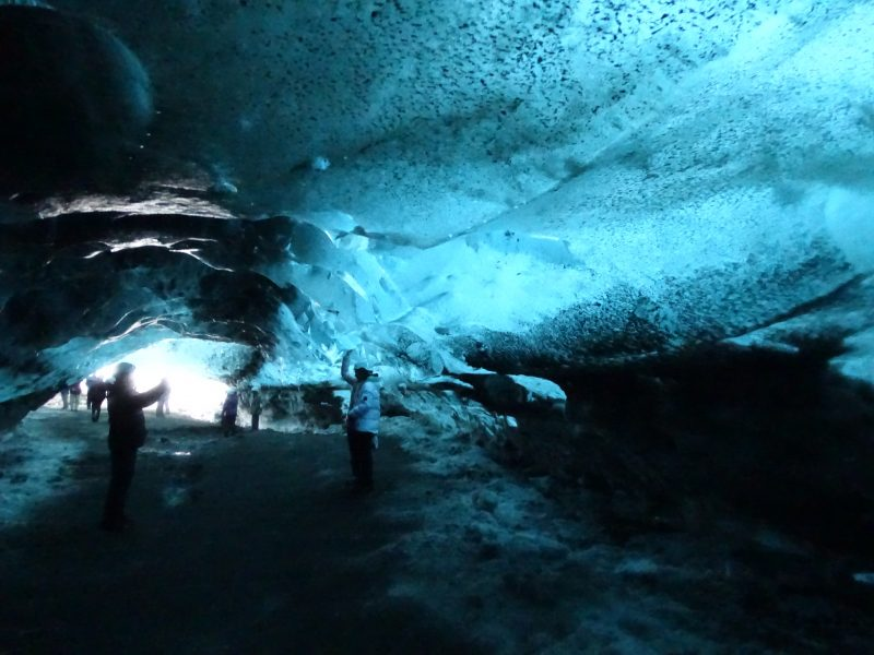 28. Ice Cave Iceland