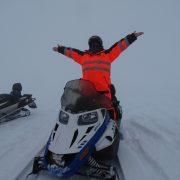 33. Snowmobile Islanda