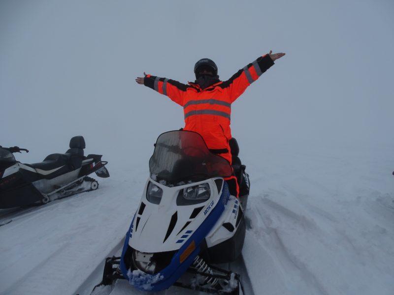 33. Snowmobile - Islanda