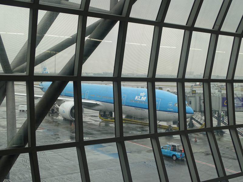 38. KLM Bangkok
