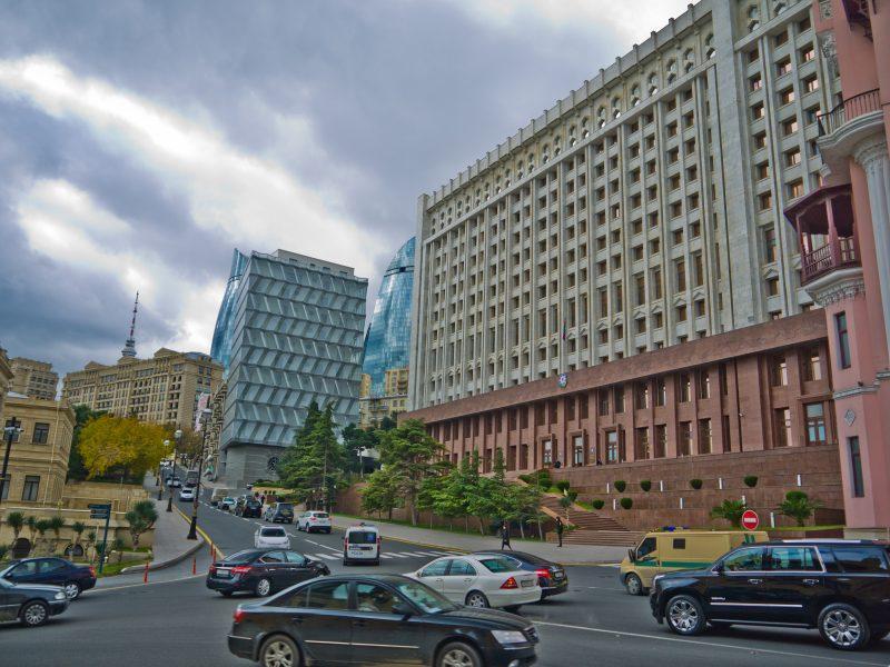 5. Palatul Prezidential