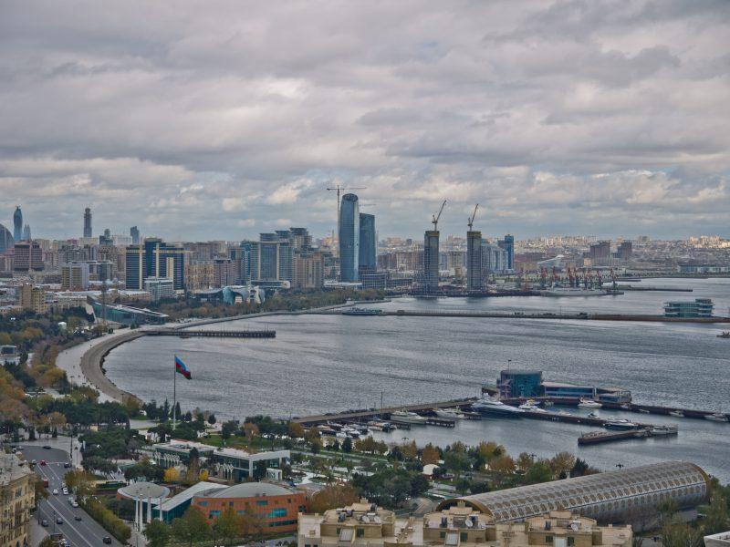 9. Panorama Baku Promenada