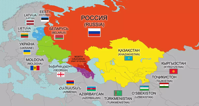 Ex URSS