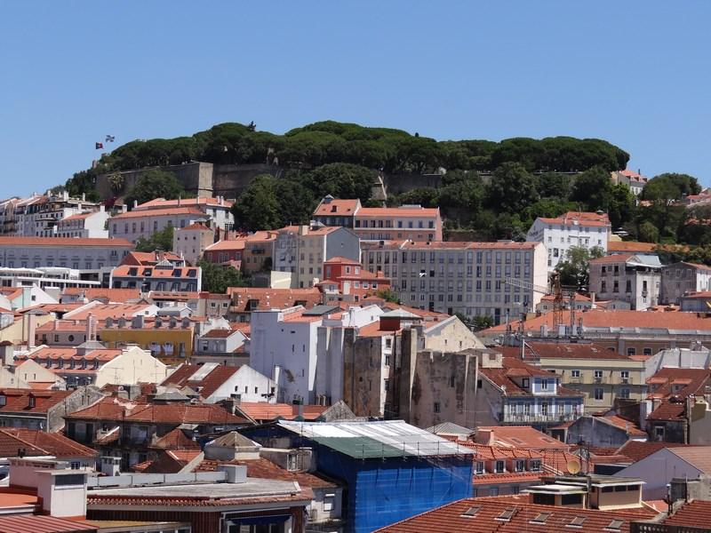 02. Castelul Sao Jorge Lisabona